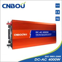 36v 110v4000w Pure Sine Wave Inverter
