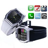 watch phone TW520 Quad Band Java Bluetooth Camera 1.6 Inch Touch Screen Cellphone Watch mobileUSB 2.0, WAP, MSN, QQ, JAVA 2.0
