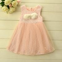 New winter and Autumn Children Boutique dress girls Korean fashion princess woolen knit vest dress girls party dress 5pcs/lot