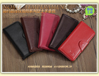 Ms 2014 packets mail classic long purse Men and women type screens more leather wallet