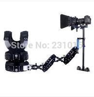 1-7kg Pro Carbon Fiber Steadicam Set Camera Stabilizer Vest Arm Video Camera DSLR