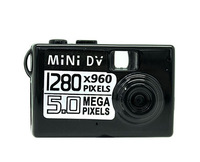 Free shipping mini camera  the smallest Mini HD Video Camera with retail box with 1pcs