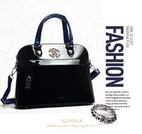 2014 New design! Fashion women shoulder messenger bag Vintage women pu leather handbag Casual high quatity women totes