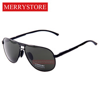 2014 New Men Luxury Brand Designer Polarized Sunglasses Fashion Polarized Sunglasses Alloy Frame UV400 High quality
