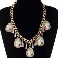 OU3371 Chunky Plexiglass Imitation 2014 Lady's Necklace Set,Accessory,Trending Hot Products,Fashion Jewelry,China Supplier