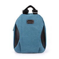 Newest Retro Fashion Cavas Backpack, School Shoulders Travelling Bag, Women And Man Bag,7 Colors, Wholesales, Free Shipping, R14