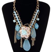 OU3372 Chunky Plexiglass Imitation 2014 Lady's Necklace Set,Accessory,Trending Hot Products,Fashion Jewelry,China Supplier