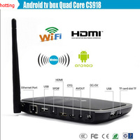 Q7,2014 Quad Core Android TV Box Android 4.2 CS918 RK3188 MK888B T-R42 K-R42 2GB 8GB Smart Media player Bluetooth XBMC wifi HDMi