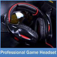 SADES SA902 Brand Gaming Headphone Headset For Computer Laptop Gamer USB Plug 7.1 Surround Stereo Bass Earphone With Mic