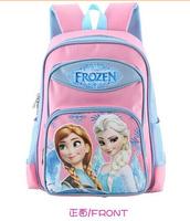 Wholesale children backpacks frozen cartoon boys girls kids children school bags violetta 4-9Age,HR140816-2
