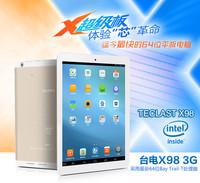 Original Teclast X98 3G Tablet PC Intel Bay Trail-T 3735D 64 bit 1.83GHz Android 4.2 2GB RAM 32GB ROM GPS Bluetooth WIFI