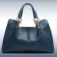 New checks women handbag 2014 fashion trend of the female bag one shoulder bag handbag women messenger bag women leather handbag