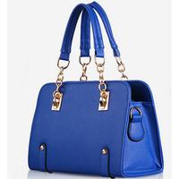 New 2014 Brand Women's Leather Handbag Retro Vintage Messenger Bag Totes Lady Chain Shoulder Bags Cross Body Bag Bolsas