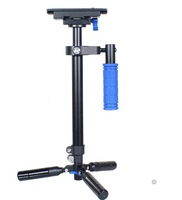 Mini Carbon Fiber Camera Stabilizer 3 Foot Stabilizer Steadicam S-63 Video Stabilizer