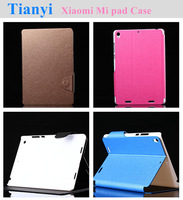 Xiaomi Mi Pad Leather Case High Quality PU Cover with Tablet PC Holder Function For Xiaomi MiPad