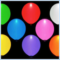 Led Light UP Balloons Mixed Colors For Wedding Decoration Party 1000PCS/Lot Free DHL
