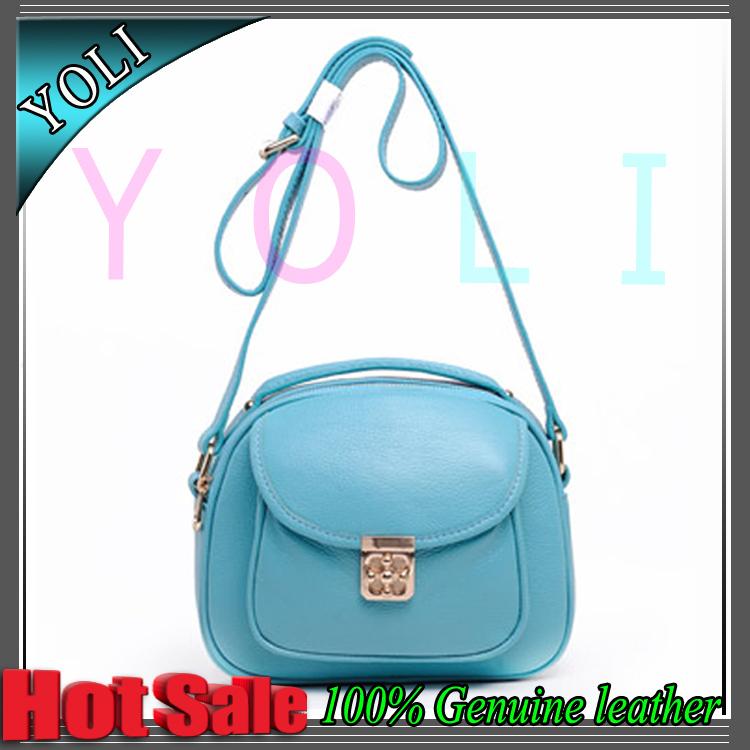2014 England Style Vintage Women Wax oil Genuine leather Messenger Bags Three-dimension Square Shape Cowhide Mini Crossbody Bag(China (Mainland))