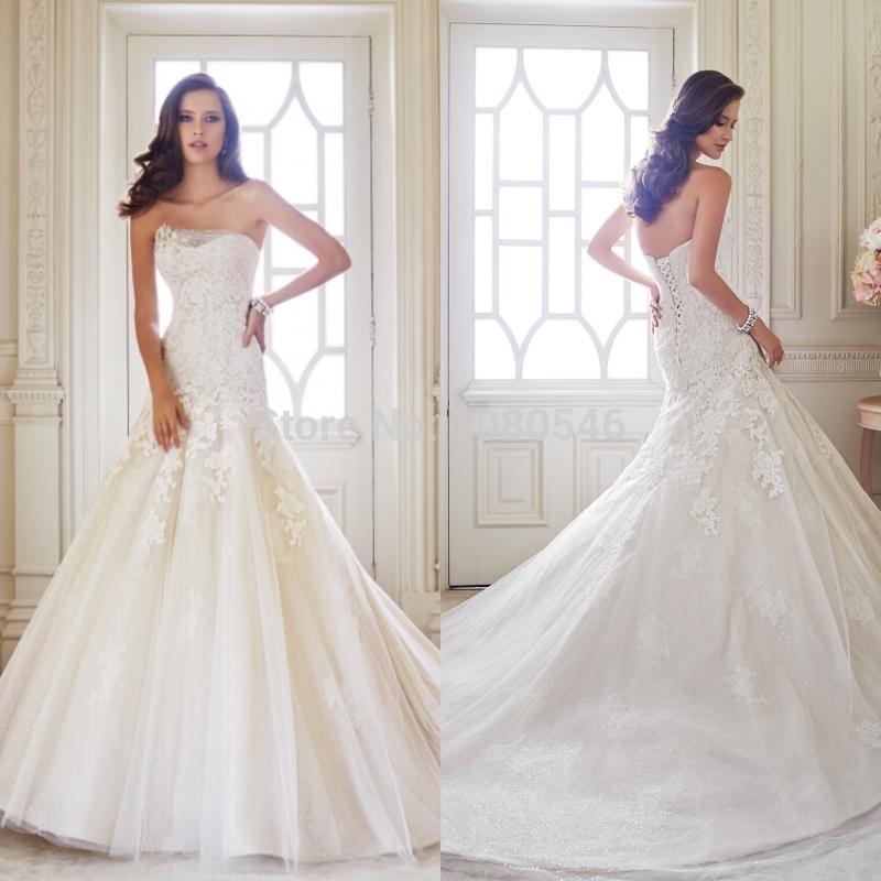 Свадебное платье Vnaix W167