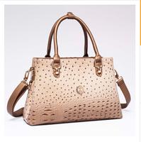 2014 new female bag fashion one shoulder inclined across joker bag brand handbag 1 pce wholesale women messenger bags