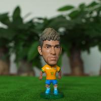 KODOTO 10# NEYMAR (BRA) 2014 World Cup Soccer Doll