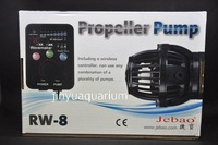Jebao RW-8 23w Wave Maker pump wireless control Free Shipping