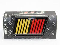 R@LLI@RT Front Grille Emblem Badge Lancer Evolution EVO Eclipse Galant Spyder