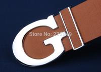 Famous Brands Leather Belt for Men, New 2014 Hot Belts for Women , Casual Designer Belt Men Drop Shipping