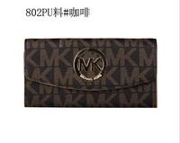 2014 Famous Brand Design Hot Sale Women Leather Long Wallet Women's Phone Bag Ladies Double Zipper Cross Pattern Purse