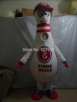 Bowling ball mascot cartoon dolls customize walking dolls clothes cartoon clothes  Halloween costumes
