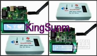hot ZigBee Development Kit CC2430 Development Board 232/USB Interface 06/04 Protocol Analysis(China (Mainland))
