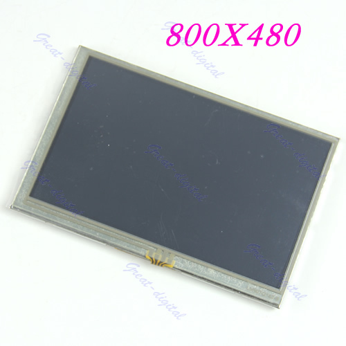 "1PC New 5"" TFT LCD Module Display + Touch Panel Screen SSD1963(China (Mainland))"