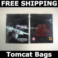 Free shipping,Tomcat zipper bags,zipper pouch,zip lock bags