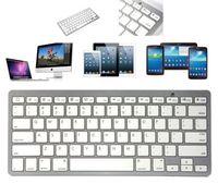 1pc/lot  Wireless Bluetooth Keyboard Slim for Apple iphone iPad Samsung Galaxy Tablet PC Laptop BK81704