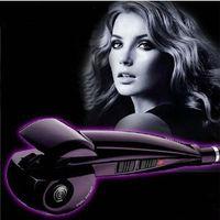 1pcs purple  Hair Curler Stylist Hair Roller Tools
