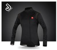 2014 New Arrival  Jakroo Women Winter Thermal Fleece Warmer Windproof Waterproof  Cycling Bicycle Riding Jacket - MECH