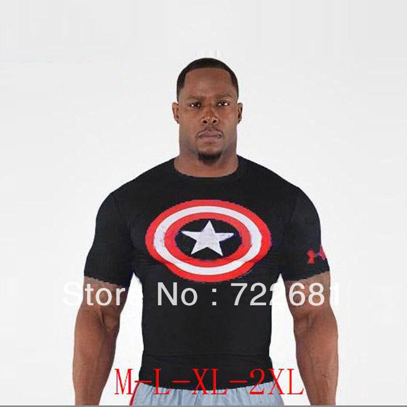 Wholesale men's t-shirt men sport short sleeve Cotton t shirt good quality t shirts top tee free shipping SizeM,L,XL,XXL(China (Mainland))