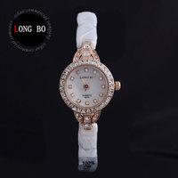 Boutique LONG BO brand % 100 ceramic Rhinestones watches waterproof watches Fashion women watch