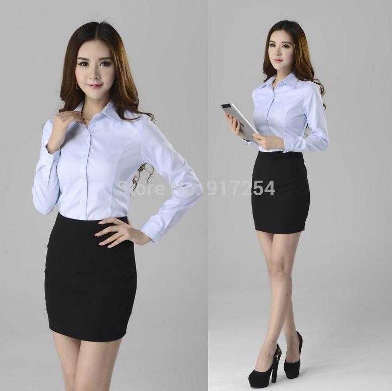 Formal Skirt N Blouse Patterns - Silk Pintuck Blouse