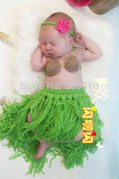 Cute-Crochet-Newborn-Photography-Props-Outfits-Crochet ...