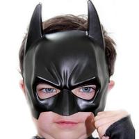 Halloween masquerade masks cartoon plastic mask male child Batman mask