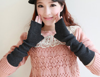 Fashion Fingerless Gloves winton gloves cashmere gloves