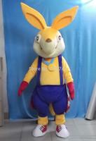 Adult performances cartoon mascot Kangaroo cartoon clothes cartoon dolls shoes new arrival perfect facial cartoon dolls