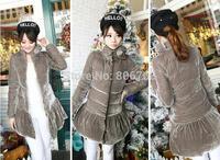 Christmas Women Outerwear new women's winter warm down jacket bow specials in long down jacket women