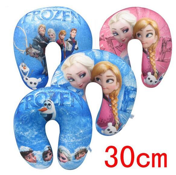 Frozen Home & Garden Cartoon Frozen Pillow/Na