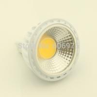 20X free shipping !5 years warranty! 2014 new design MR16 COB 5w led spotlight DC12V warm white or cool white