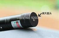 - 20000mw 20w 532nm High Power Green Laser Pointers can focus burn match/pop balloon/Rapid transit