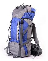 Mountaineering bag hiking outdoor sports bag shoulder bag backpack rucksack travel  carrying 65L 75*30*23cm HWB107 Y6P