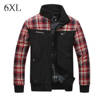 Plus Size  2014 new men's sports and leisure warm breathable jacket collar