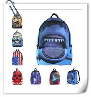 VEEVAN Hot Sale 3D Animal Backpack High Quality School Backpacks Fashion School Bag And Loptop Backpacks Kids Shark Backpacks