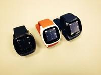 2014 the latest M26 fashion waterproof sports phone call speaker bluetooth smart watch